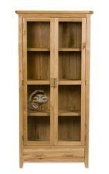Canberra Display Cabinet http://solidwoodfurniture.co/product-details-oak-furnitures-3750-canberra-display-cabinet.html