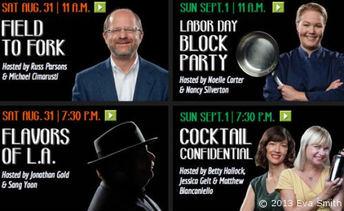 Don't Miss this Los Angeles Food Event! Los Angeles Times The Taste - 8/31-9/2: http://s.shr.lc/13CcbrL