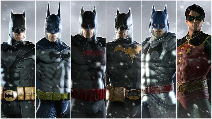 "Batman Arkham Knight  Batman: Arkham Origins - WBIE - Rocksteady Studios - Xbox One - PS4 - FUNK GUMBO RADIO: http://www.live365.com/stations/sirhobson and ""Like"" us at: https://www.facebook.com/FUNKGUMBORADIO"