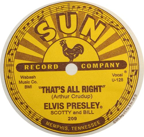 Elvis Presley and Sun Records