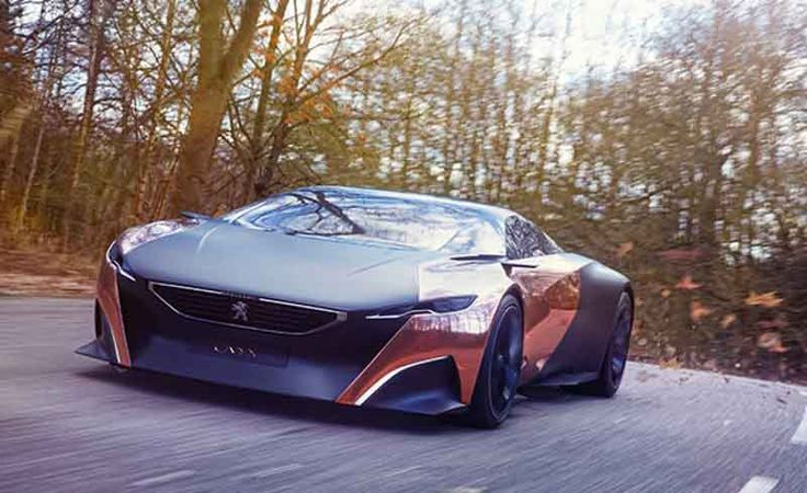 2017 Peugeot Onyx overview
