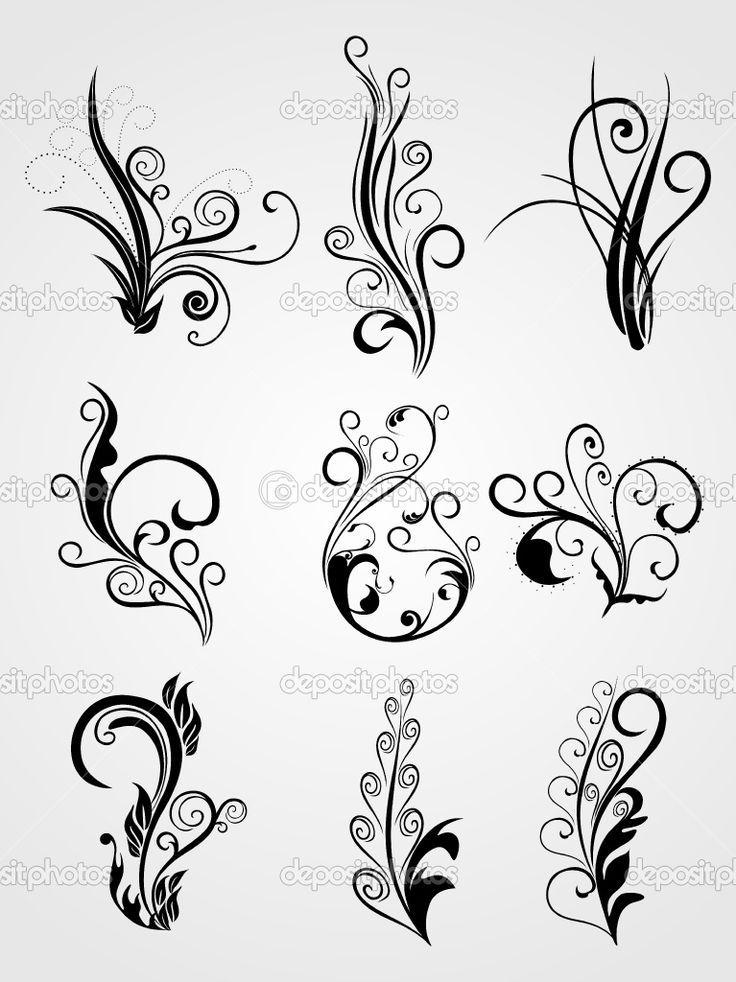 7 best floral tattoo designs images on pinterest floral for Pinterest tattoo ideas