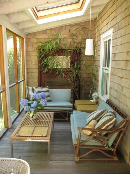 25 best ideas about small sunroom on pinterest small for Sunroom and patio designs