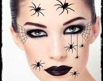 best 25 spider face ideas on pinterest halloween facepaint kids kids halloween face paint. Black Bedroom Furniture Sets. Home Design Ideas