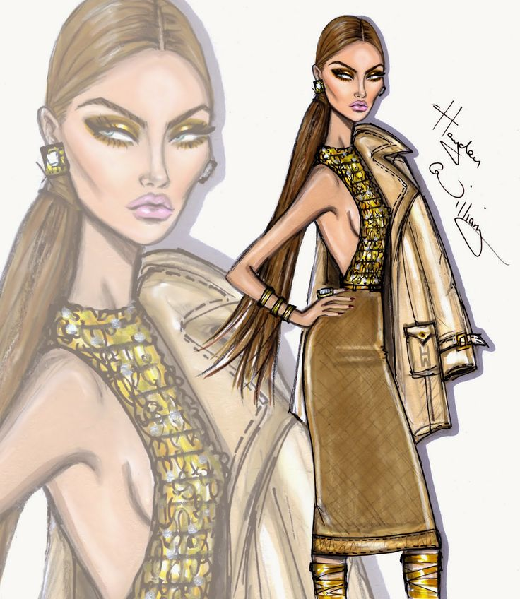 1000 Images About Fashion Illustrations On Pinterest: 1000+ Images About SKECTH On Pinterest