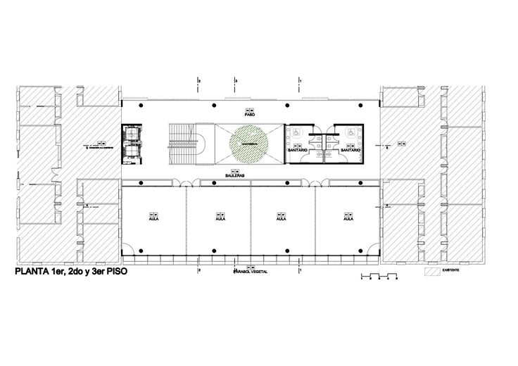 Gallery of Catholic University of Santa Fe Extensions / Javier Mendiondo y Lucila Gómez - 23