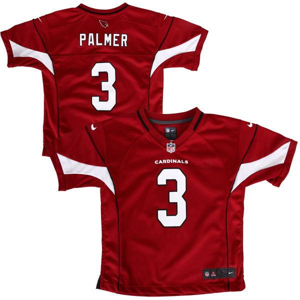 Carson Palmer Arizona Cardinals Nike Preschool Game Jersey – Cardinal - $54.99