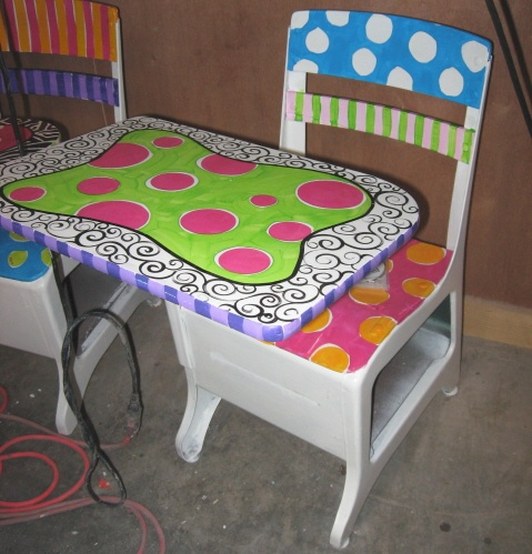 Christy's Funky Furniture - New Products
