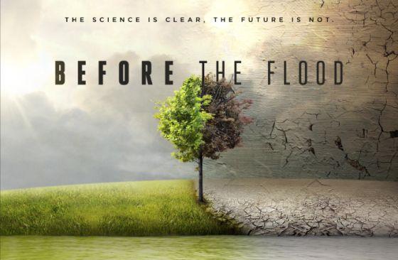 El documental de Leonardo DiCaprio Before the Flood será transmitido vía streaming de forma gratuita