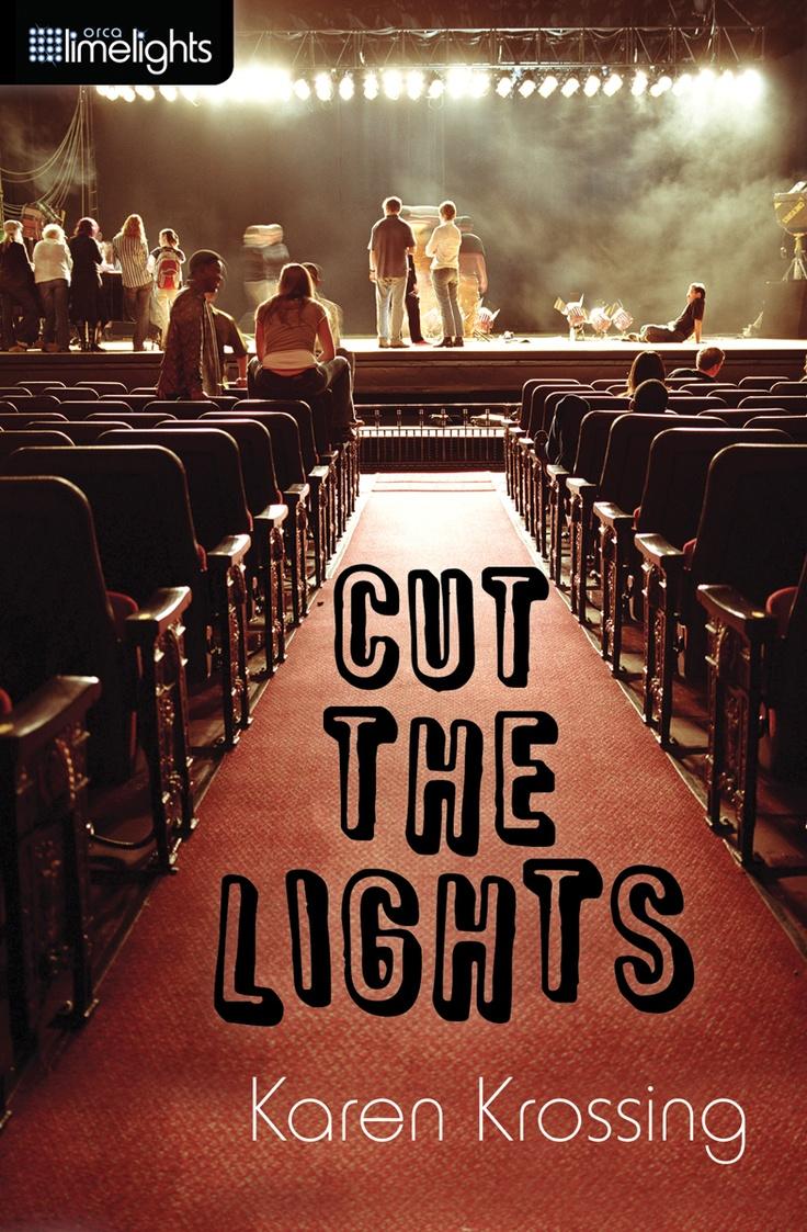 Cut the Lights by Karen Krossing