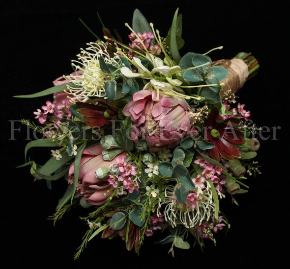 Australian Native Silk Flowers. Why must you be so expensive!