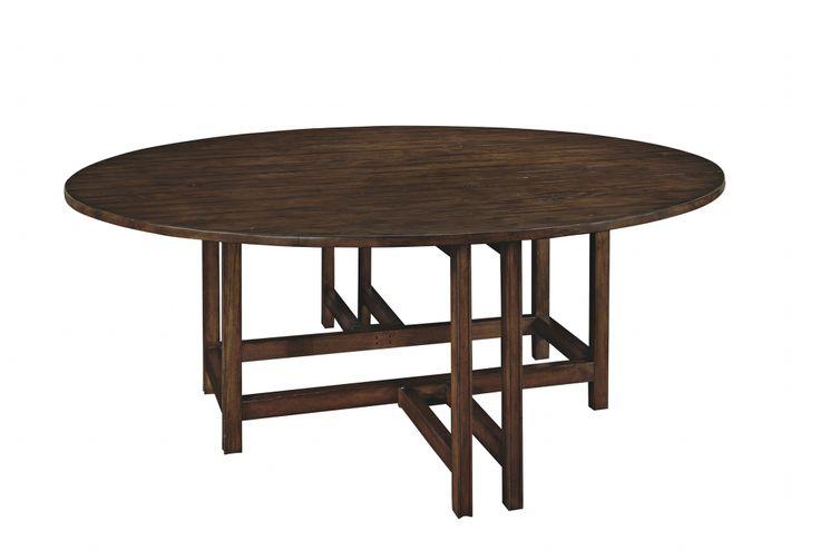 GALEN DROP LEAF DINING TABLE - ELTE