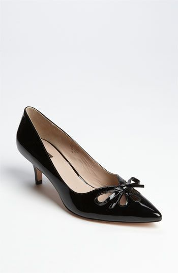 I got these at Last Chance for $12.34 (originally $189.95)    Joan & David 'Gardner' Pump (Nordstrom Exclusive) available at #Nordstrom