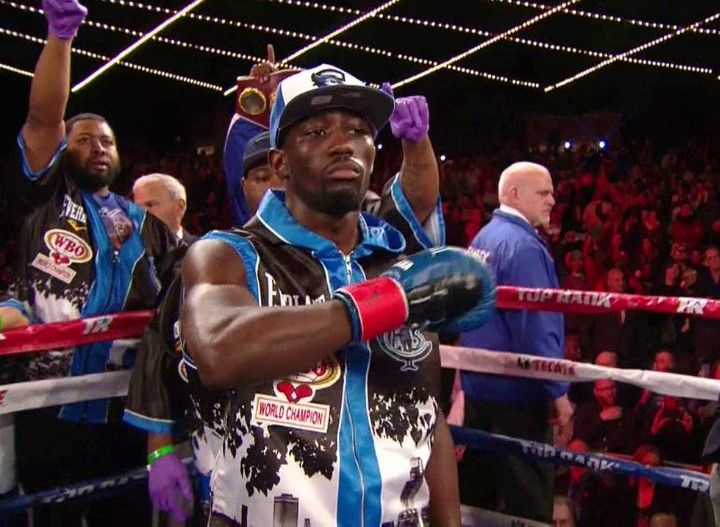 Terence Crawford Training Camp Interview Transcript