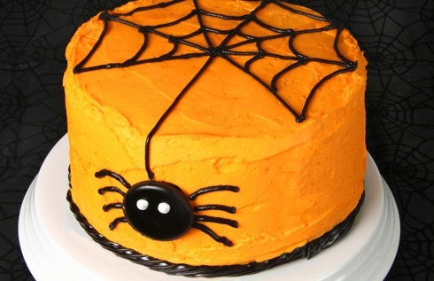 Spiderweb Cake: Cake Recipe, Spiderweb Cake, Halloween Fall, Food, Halloween Cake, Birthday Cake, Party Ideas