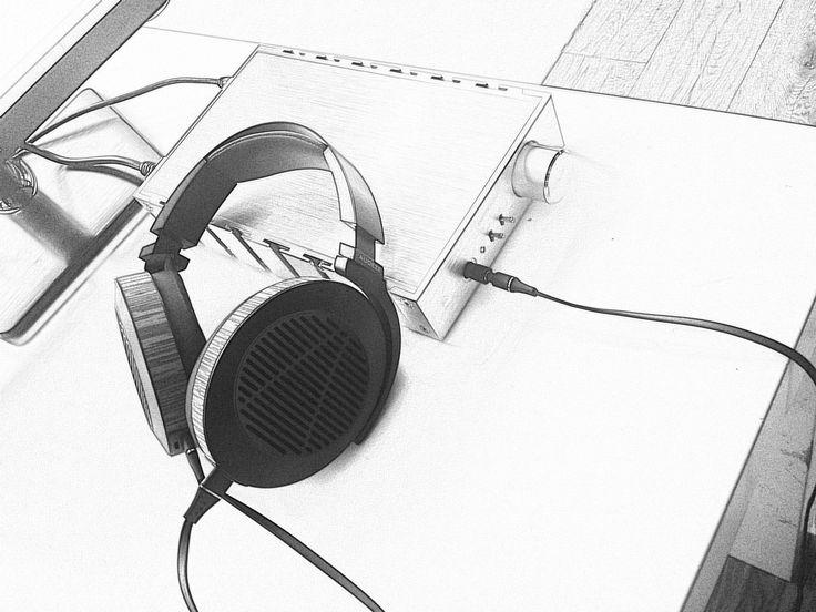 Audeze EL-8 & Deckard Amp - surreal sound experience... http://www.sonusart.hr/novosti/audeze-el-8-slusalice-i-deckard-amp-novo-u-ponudi/