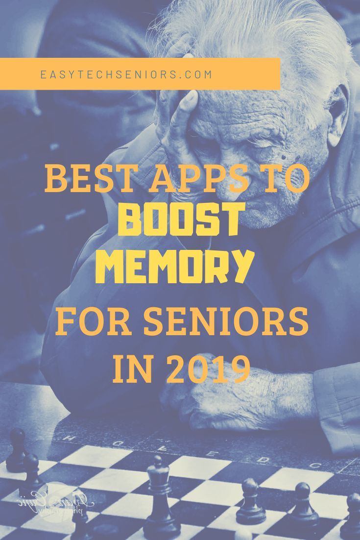 Best Apps to Boost Memory for Seniors in 2020 Boost