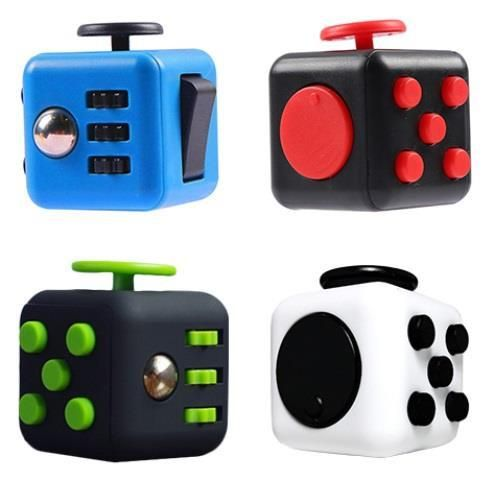 Everyone needs a fidget cube, even Dad!