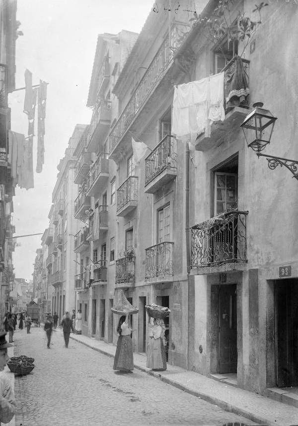 Rua da Atalaia, 1898