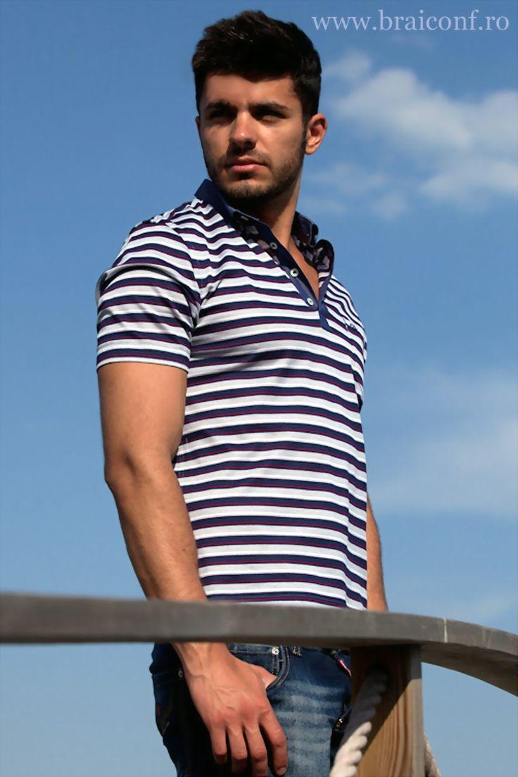 Cum să te îmbraci la mare? Dacă pe plajă primează ținutele cele mai lejere, pentru plimbările pe faleză sunt indicate ținute de zi compuse din pantaloni și un tricou sau o cămașă din bumbac sau in.  www.braiconf.ro/tricou-barbati-112-6877-osv-22  Fii exigent cu imaginea ta și alege calitatea Braiconf - cel mai mare producător de cămăși din România, cu tradiție din 1950!