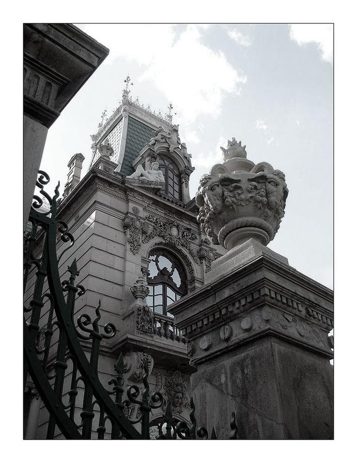 44 best art nouveau images on pinterest art nouveau - Modern art nouveau architecture ...
