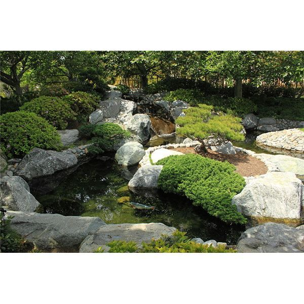 Garden Design Japanese Water Fountain In Mall With Chic: 315 Best Images About Landscape Design On Pinterest