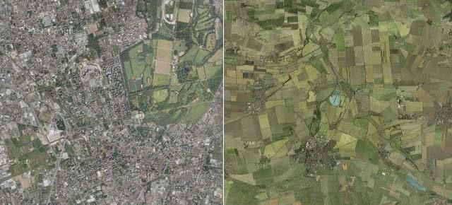#WWF: quadruplicato il consumo di suolo in 50 anni. Abbiamo detto addio a 90 ettari al giorno (circa 10 m2 al secondo). Questo il #consumo di #suolo degli ultimi 50 anni in #Italia.
