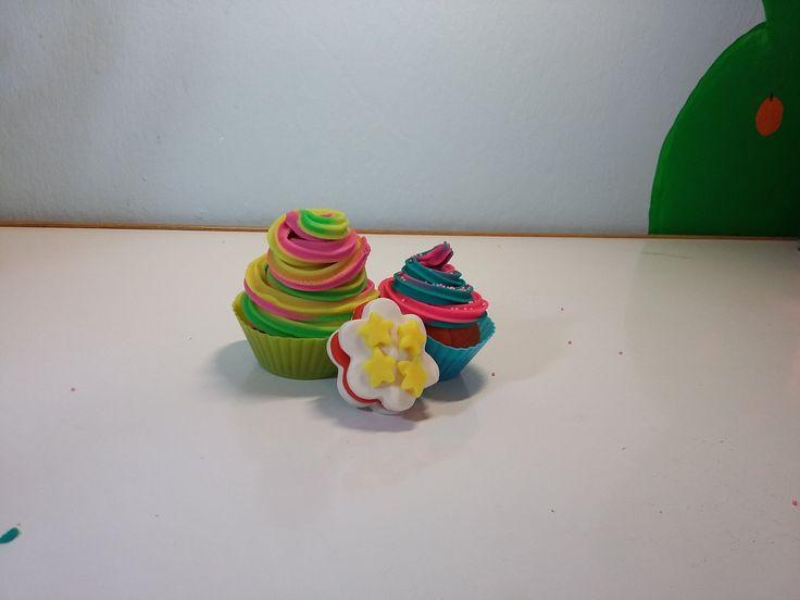 Play Doh - PeiPeiLe Capcakes!