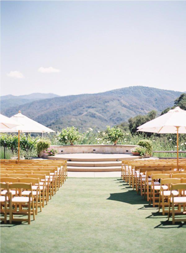 beautiful wedding places in northern california%0A Carmel Valley Wedding at Holman Ranch