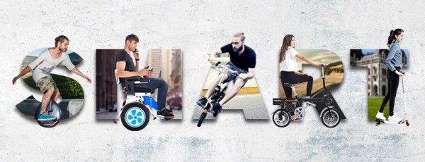 Airwheel Smart Electric Scooter, Electric Bike & Wheelchair Leads A New Life Style