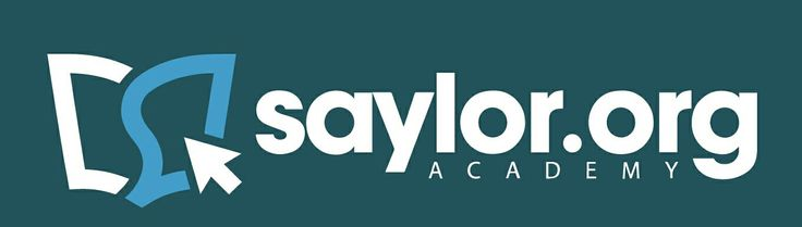 Saylor Academy's list of free, online, self-paced courses.  learn.saylor.org