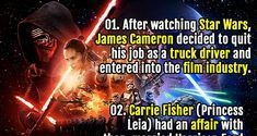 6. Academy Award-winning animator Phil Tippett admitted to tripping on LSD while working on the special effects of Star Wars Episode VI: Return of the Jedi.