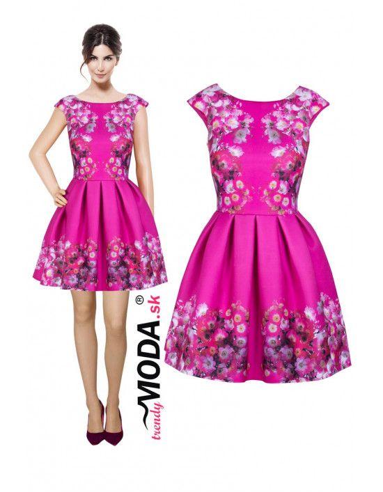 15102de74aa6 Spoločenské šaty RK11