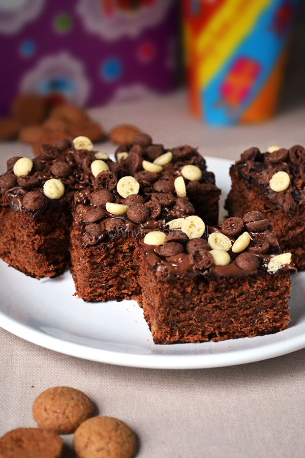 Sinterklaasbrownies - OhMyFoodness Blog Archive » OhMyFoodness