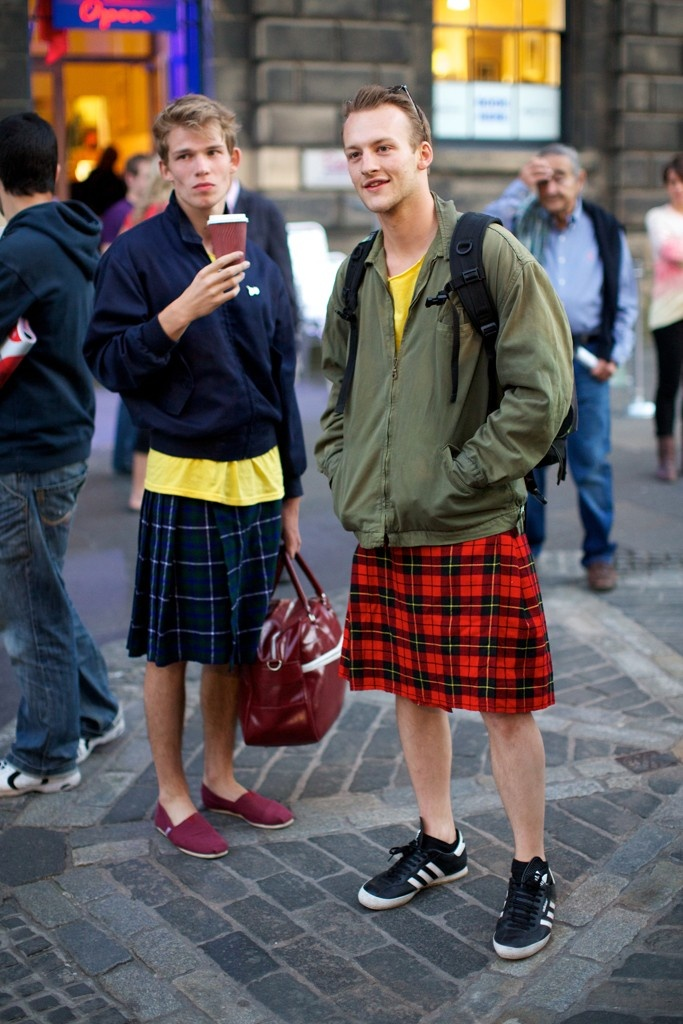 They Are Wearing: The Edinburgh International Festival