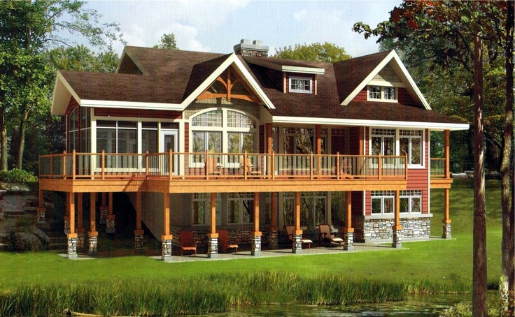 17 best images about viceroy model homes on pinterest for Cottage plans ontario