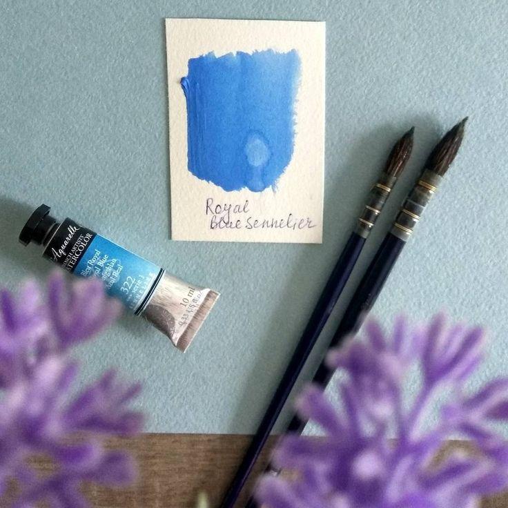 156 отметок «Нравится», 3 комментариев — Художник-анималист🐎🐩🎨 (@ira.kukrusova) в Instagram: «Сегодня в эфире небо и море😍😍 Royal blue #sennelier  Это любовь и чистый восторг😍 В компании моей…»