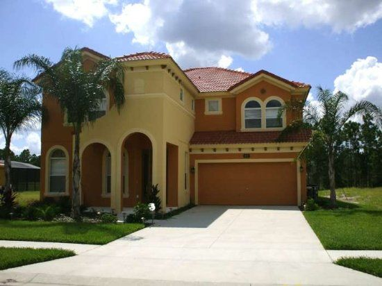 Platinum 5 Bedroom Home 630 Cadiz Loop Davenport Fl Rent An Orlando Vacation Home See The