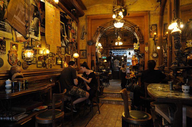 Zlatna ribica in Sarajevo | cafe's I'd like to run ...