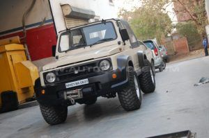 Maruti Gypsy Modified 5 Tastefully Modified Maruti Suzuki Gypsy Suvs