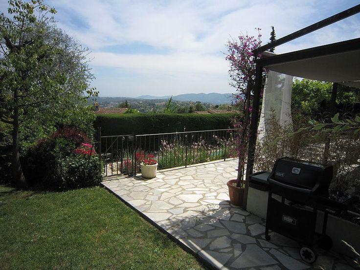 Grasse villa rental