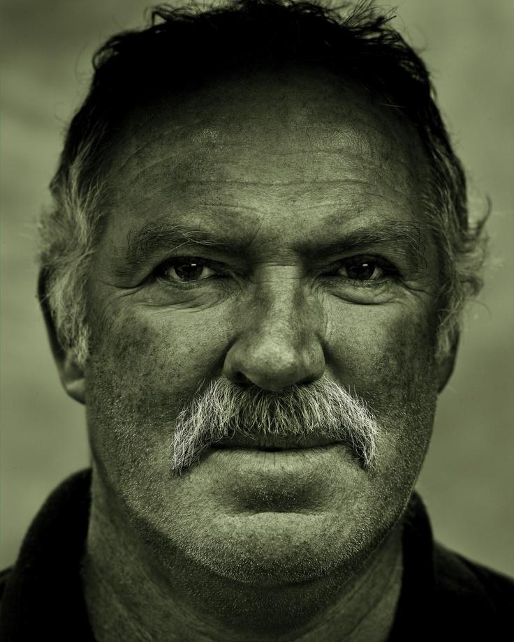 Ian Bruce – The Oldest Craftsman, The Macallan Estate (Albert Watson)