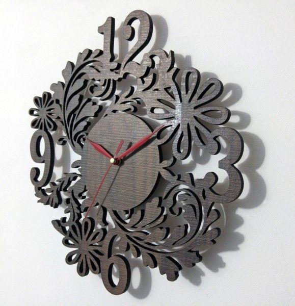 ceas cu flori 2