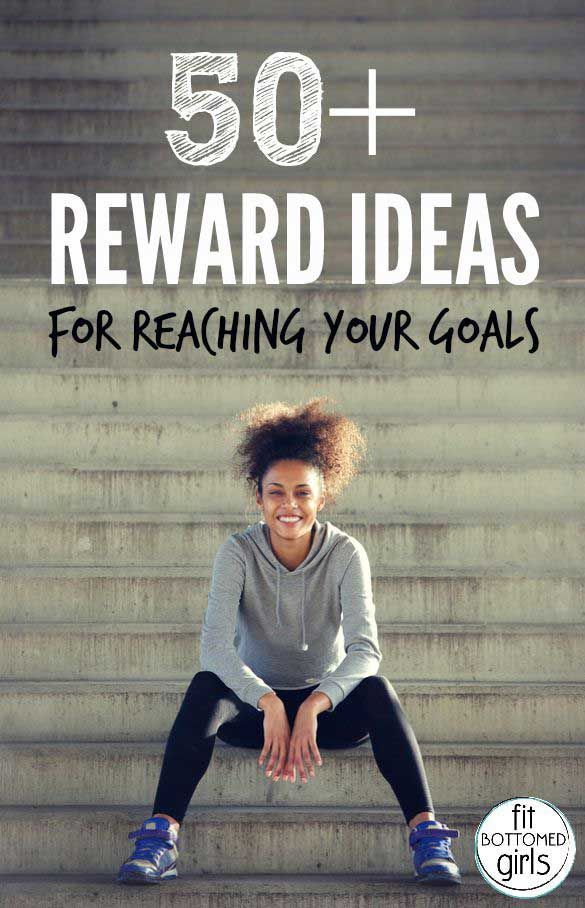 Met a healthy life or exercise goal? We've got 50 ways to reward yourself!