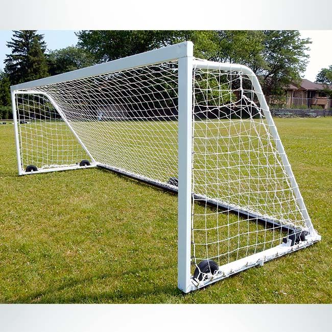 Ultimate Wheeled Soccer Goals With 4 X 2 Posts Keeper Goals Your Athletic Facility Equipment Experts In 2020 Soccer Goal Soccer Custom Soccer