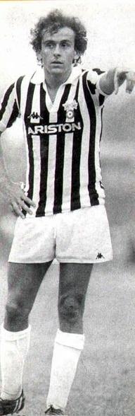 Michael Platini, Juventus