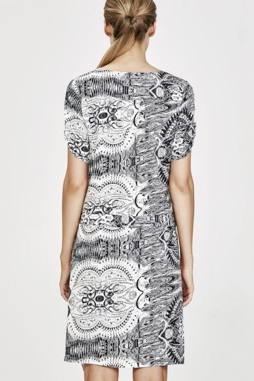 Enscripted Dress – Macjays