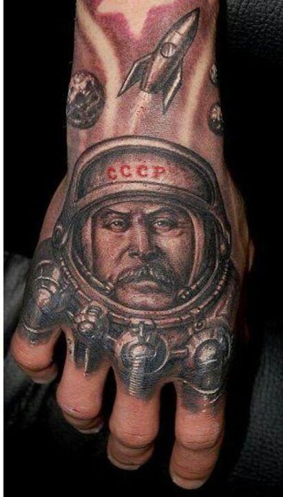 Socialist Tattoos? : Socialistart