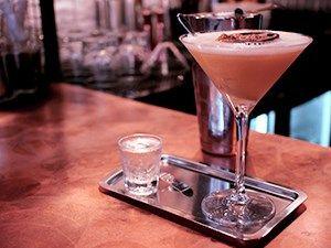 No.3 Cocktail Bar, Altrincham, £8 cocktails ://