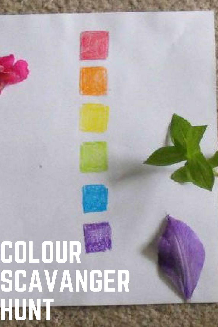 Come and take a look at this colour scavenger hunt that you can do with your children. A great activity to do with your kids to help them learn their colours in a natural outdoor environment.